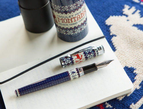 Quick Look: Retro 51 Montana Fountain Pen