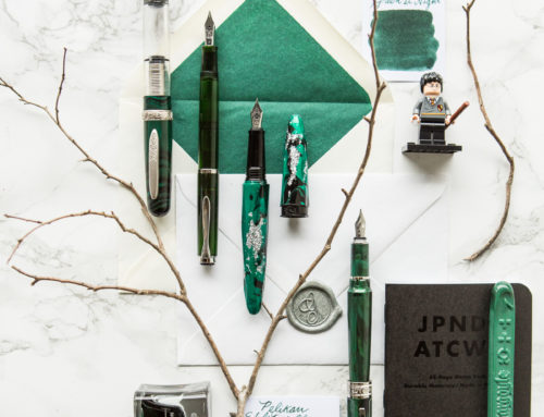 Thursday Things: Clandestine Green