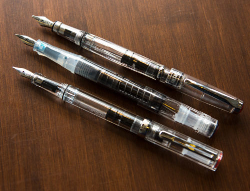 Worth It? TWSBI GO vs. ECO vs. 580