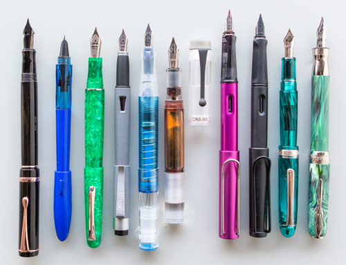 10 Hottest Fountain Pens of 2018