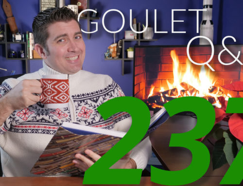 Goulet Q&A Episode 237, Platinum's 100th Anniversary, Price Matching, How to Look For A Job