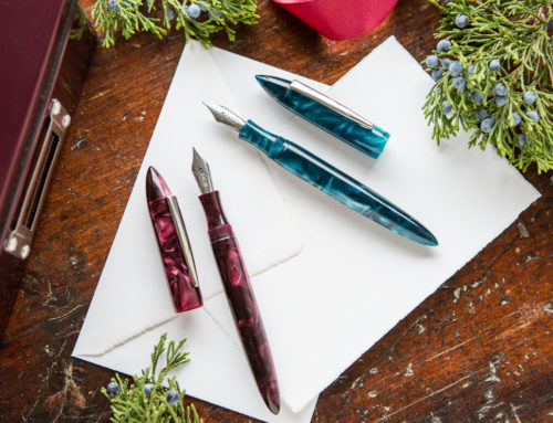 Edison Nouveau Premiere Winter 2019 Special Editions: Cranberry and Juniper
