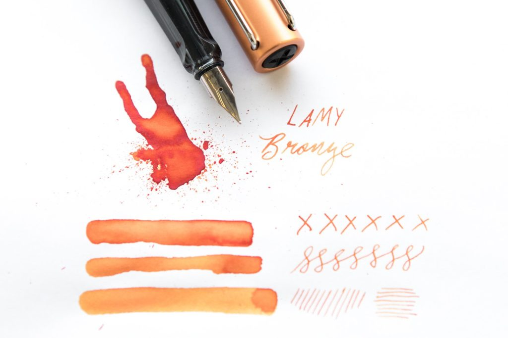 LAMY Bronze Ink