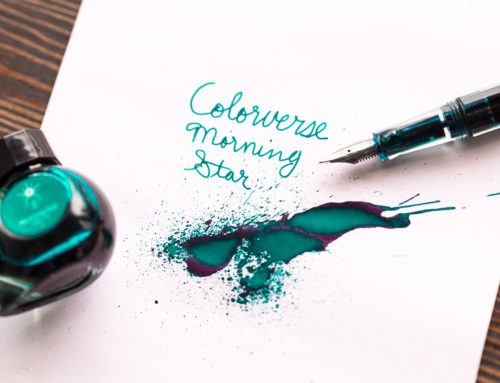 Colorverse Morning Star: A Goulet Inksploration