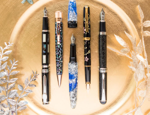 5 Sparkly Pens You Need to See