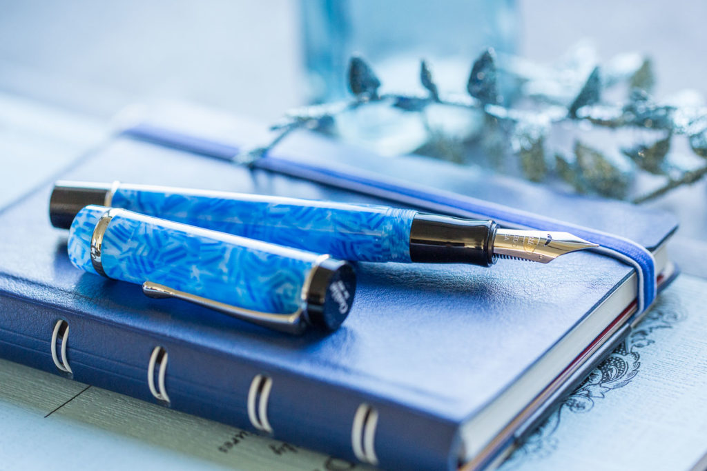 Conklin Duragraph Ice Blue