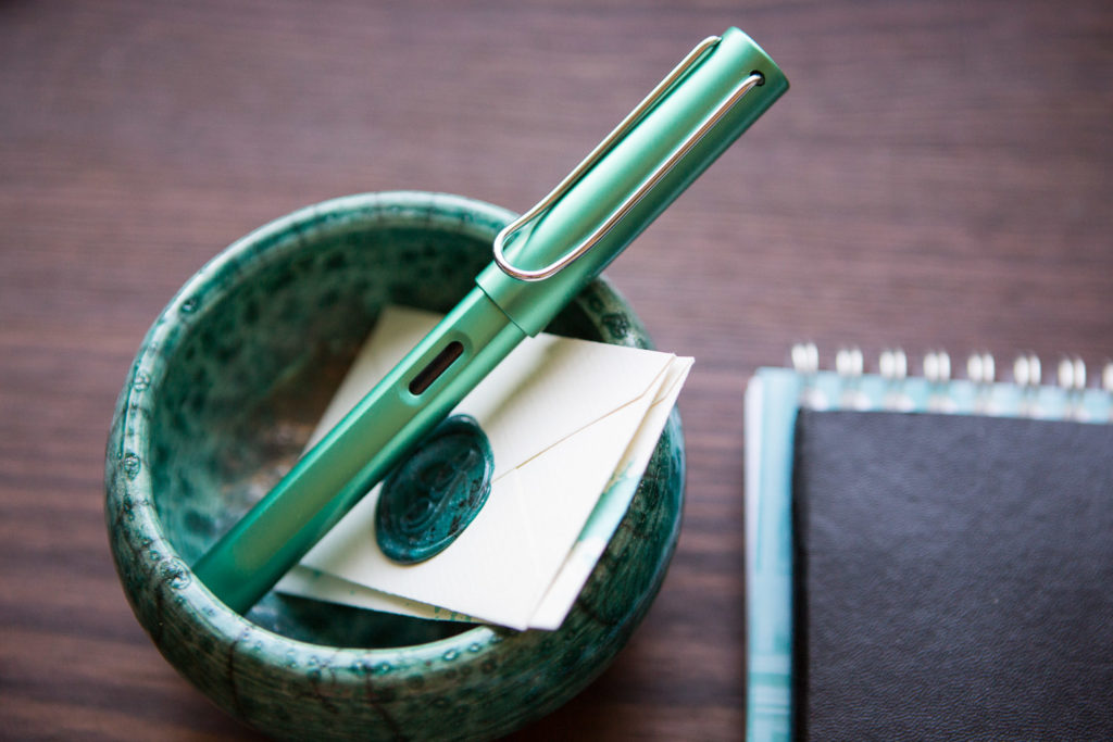 LAMY AL-Star BlueGreen
