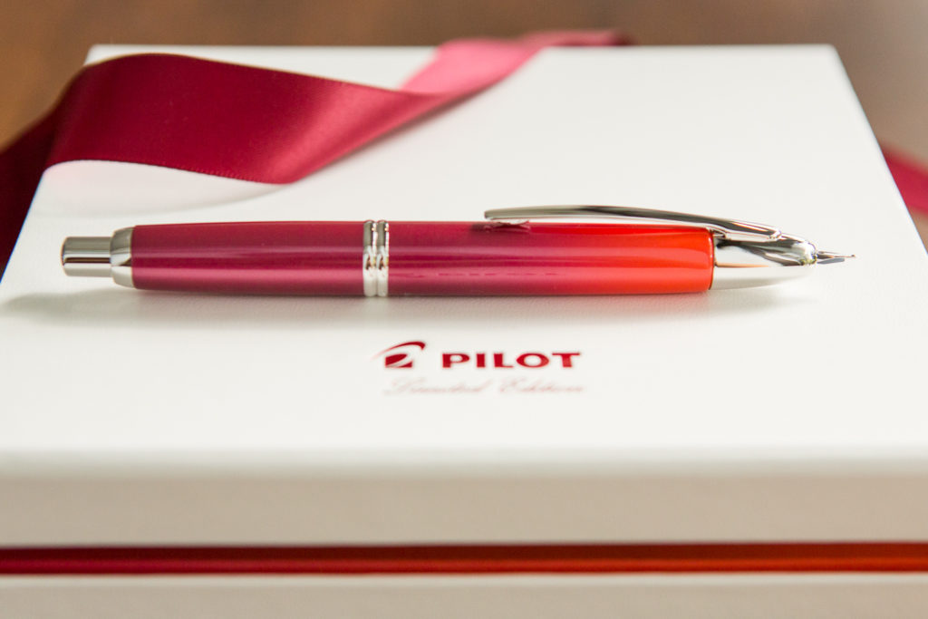 Pilot VP Crimson Sunrise