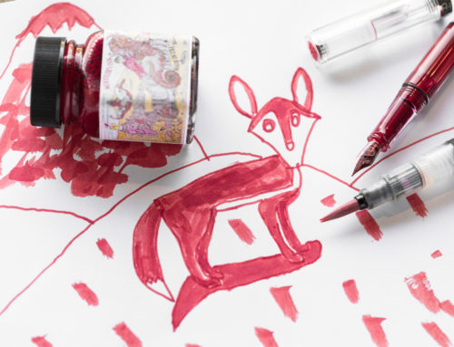 Noodler's Fox: A Goulet Inksploration