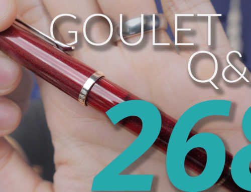 Goulet Q&A Episode 268: If Brian Started Over and His Bias Reviewing Products As A Retailer