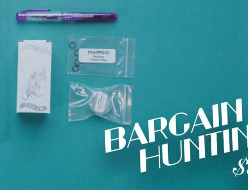 Bargain Hunting: Pen, Ink, and Paper for Under $30