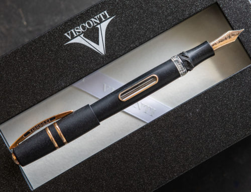 Introducing the Visconti Homo Sapiens Skylight!