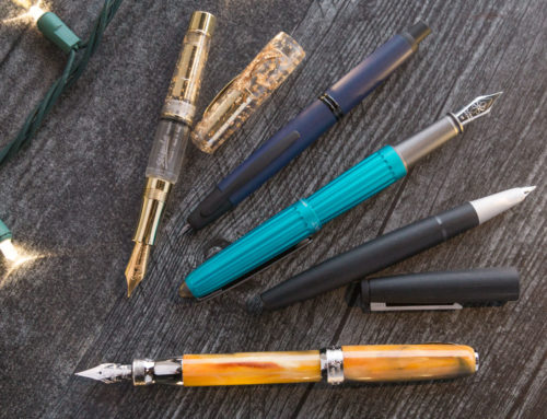 Fountain Pen Gift Guide: $100-$500