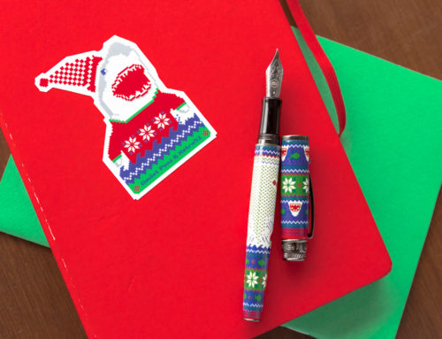 Santa Jaws: Retro 51 Limited Edition Fountain Pen!
