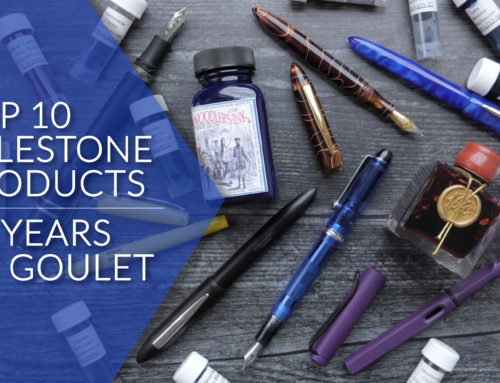 10 Milestone Products for 10 Years of Goulet