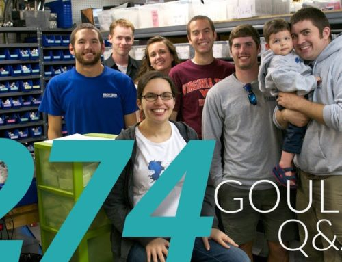 Goulet Q&A Episode 274: 10 Questions for Goulet Pens' 10th Anniversary