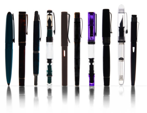 The Hottest Fountain Pens of 2019