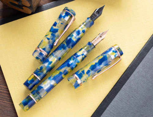 5 Fountain Pens for Spring
