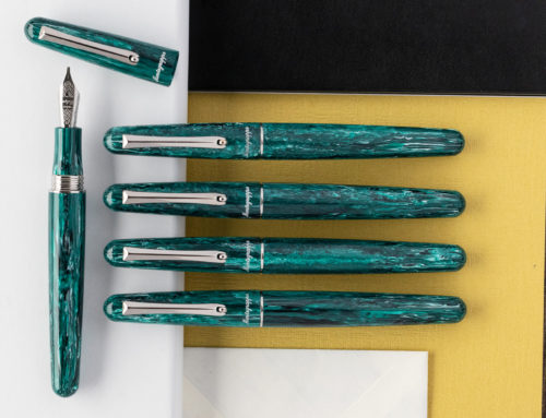 Inside Look: Montegrappa Fountain Pens