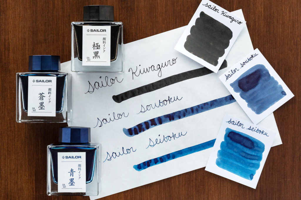 Sailor Pigmented Ink