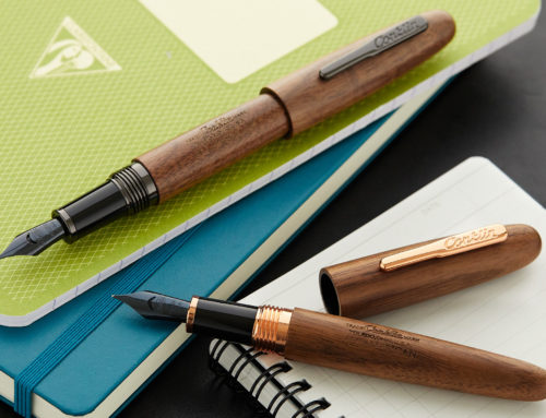 Limited Edition Conklin All American Wood Fountain Pens