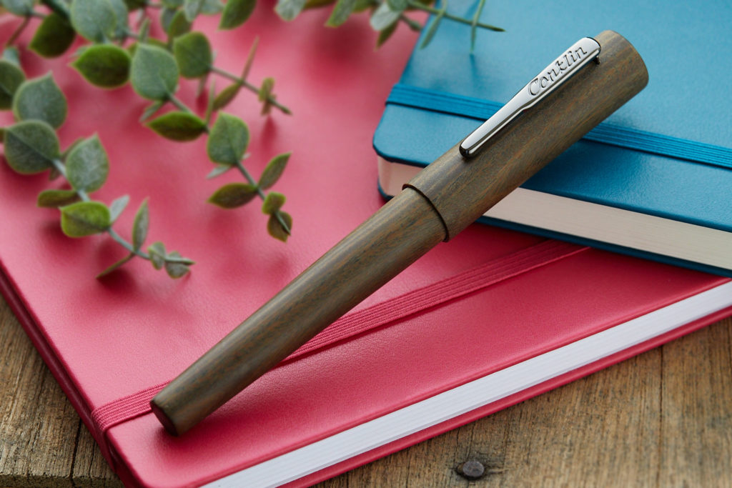 The Conklin Endura Fountain Pen - Verawood