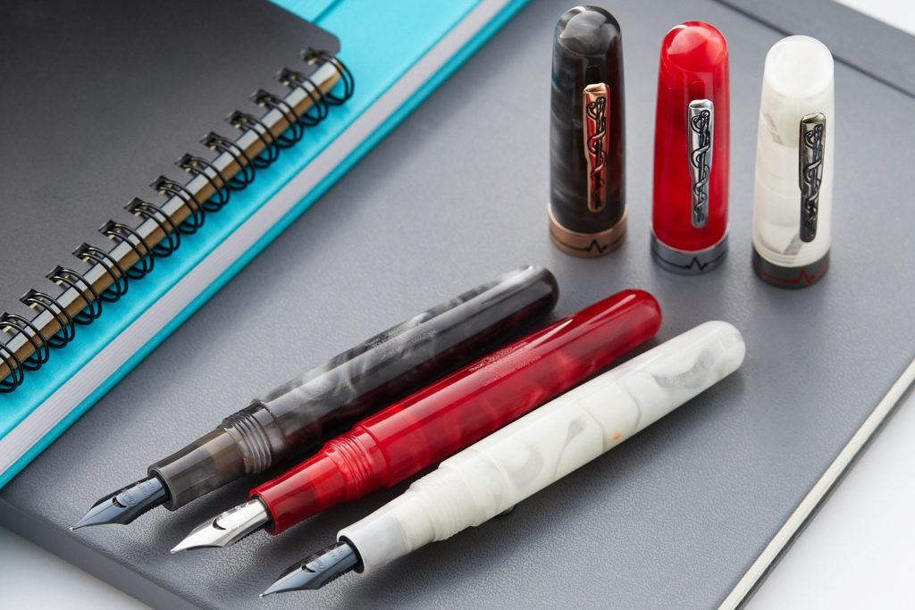 Conklin All American Courage Fountain Pens