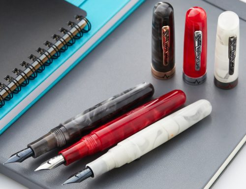 Welcome the Conklin All American Courage Limited Edition Fountain Pen