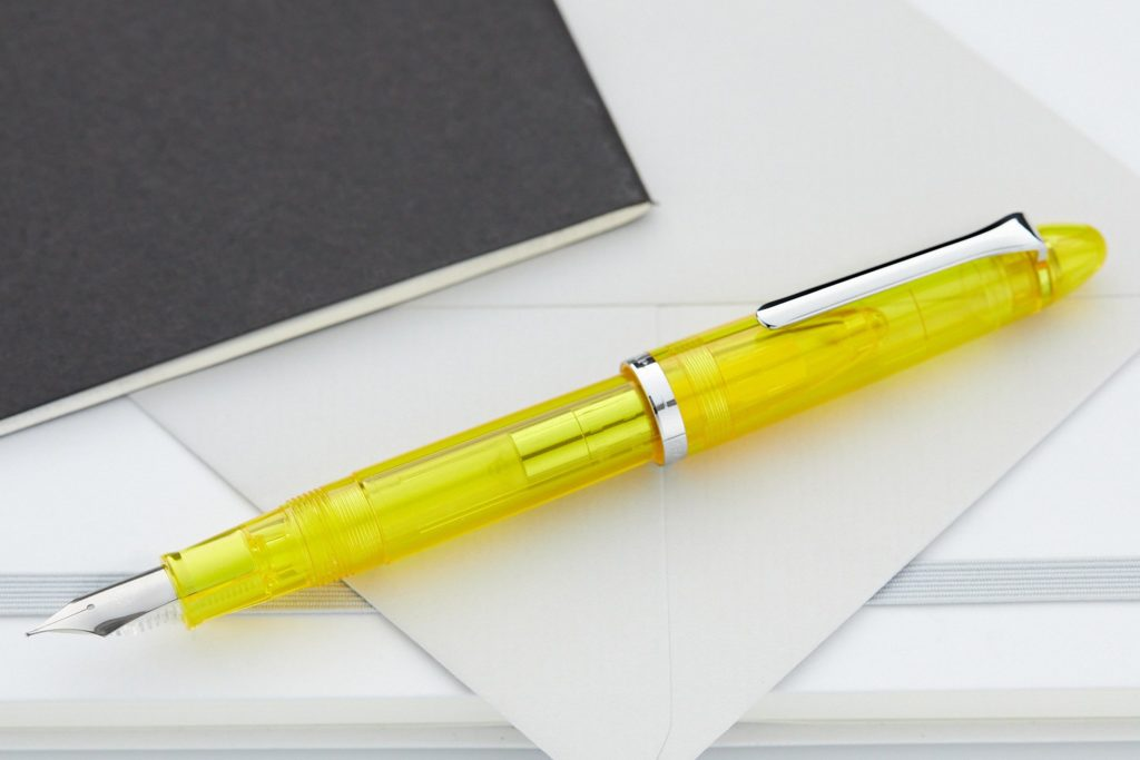 Sailor Compass 1911 Transparent Yellow