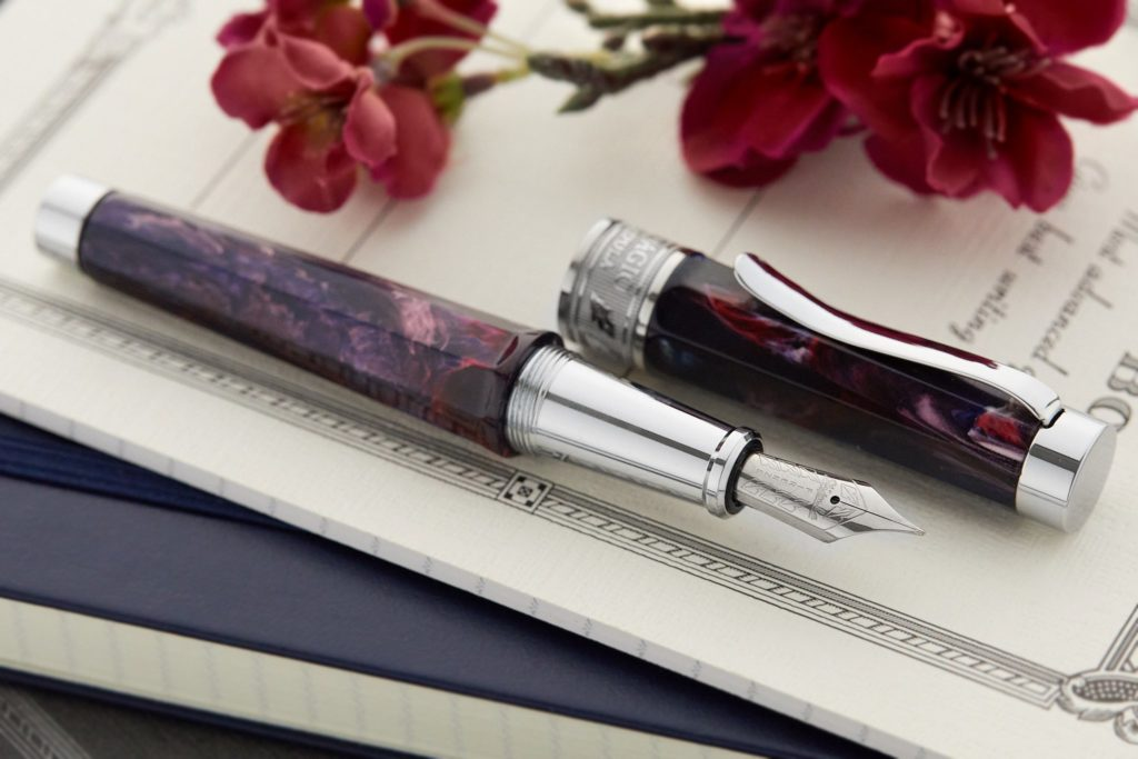 Stipula Adagio Fountain Pen Purple