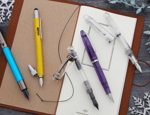 10 Fountain Pen Holiday Gifts Under $100