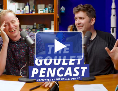 Pretty Much Just Flailing Around | Goulet Pencast Ep. 6
